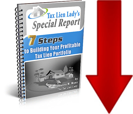 Tax Lien Report
