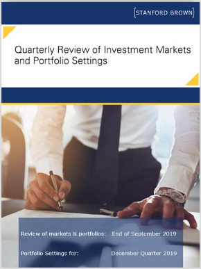 quarterly review of investment markets