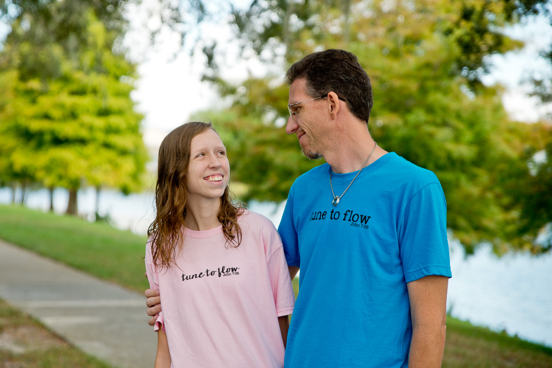 Tune to Flow Shirts