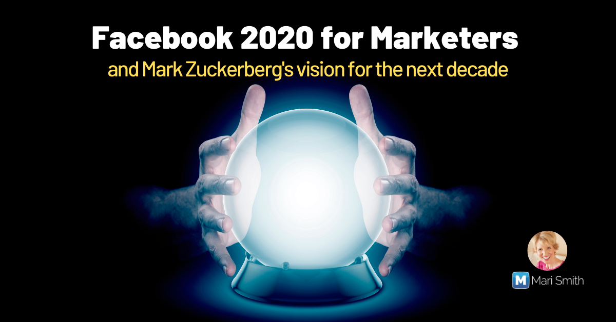 FB 2020 and Zuck