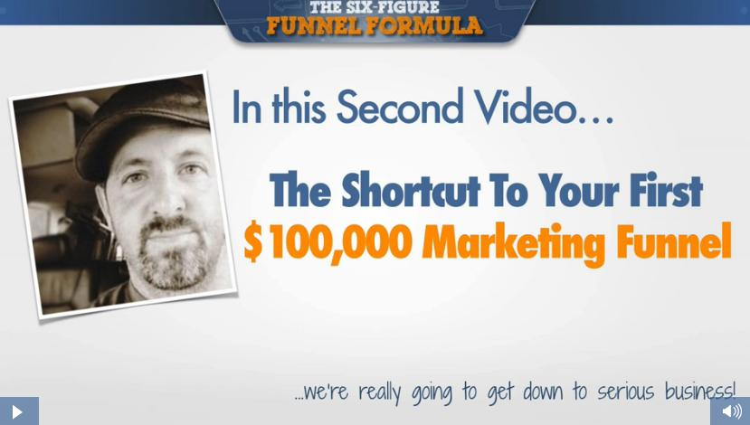 ENCLOSED: The Six-Figure Funnel Formula Map and Training Video...