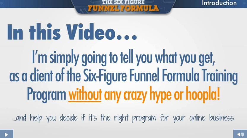 6-Figure Funnel Formula