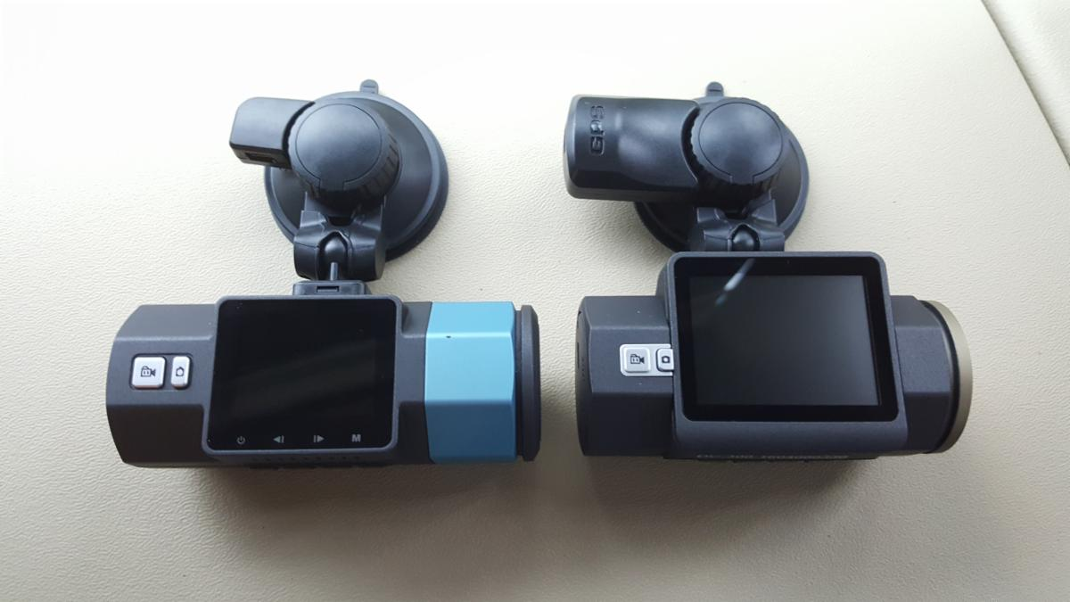 Rand McNally Dash Cam 100 and 300 for RVs and Trucks