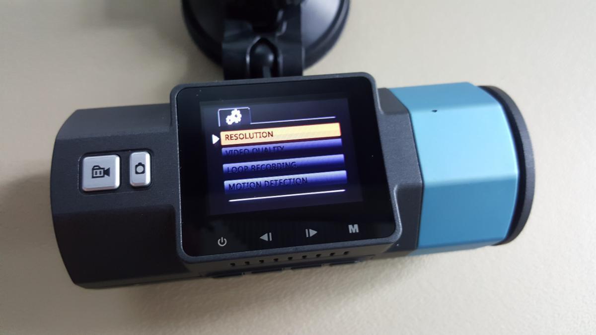 Rand McNally Dash Cam 100 for RVers