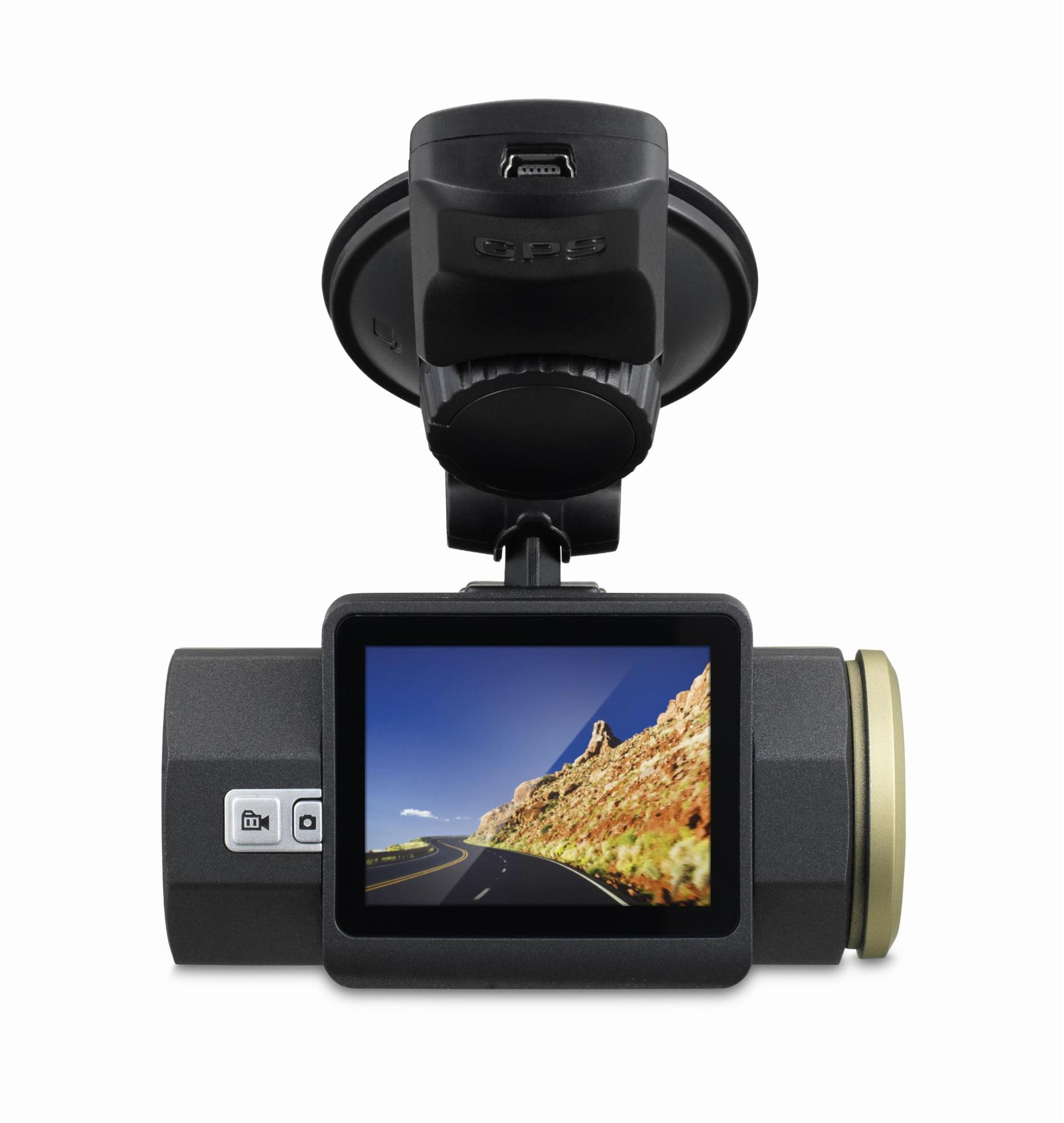 Rand McNally Dash Cam 300 for RVs and Trucks