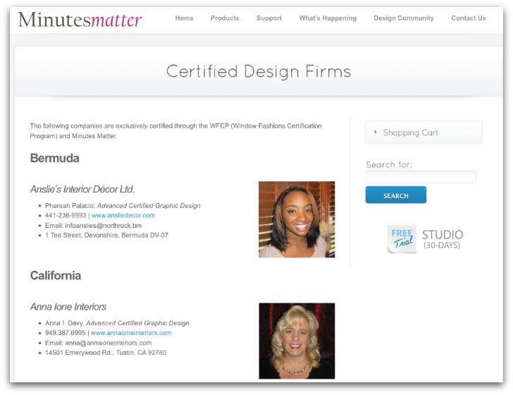 image of certified design firms