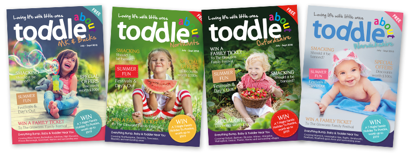 Toddle About Magazine