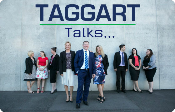Taggart Newsletter