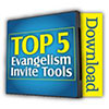 Top 5 Evangelism Invite Tools