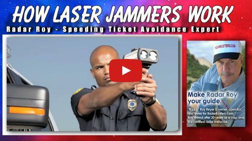 Laser Jammers