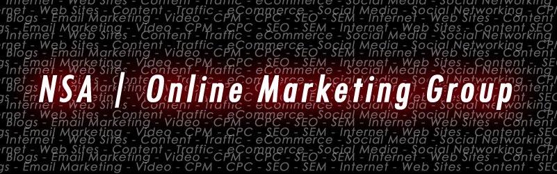 Online Marketing Banner