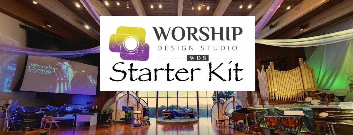 Sneak Peek Into The Worship Design Studio