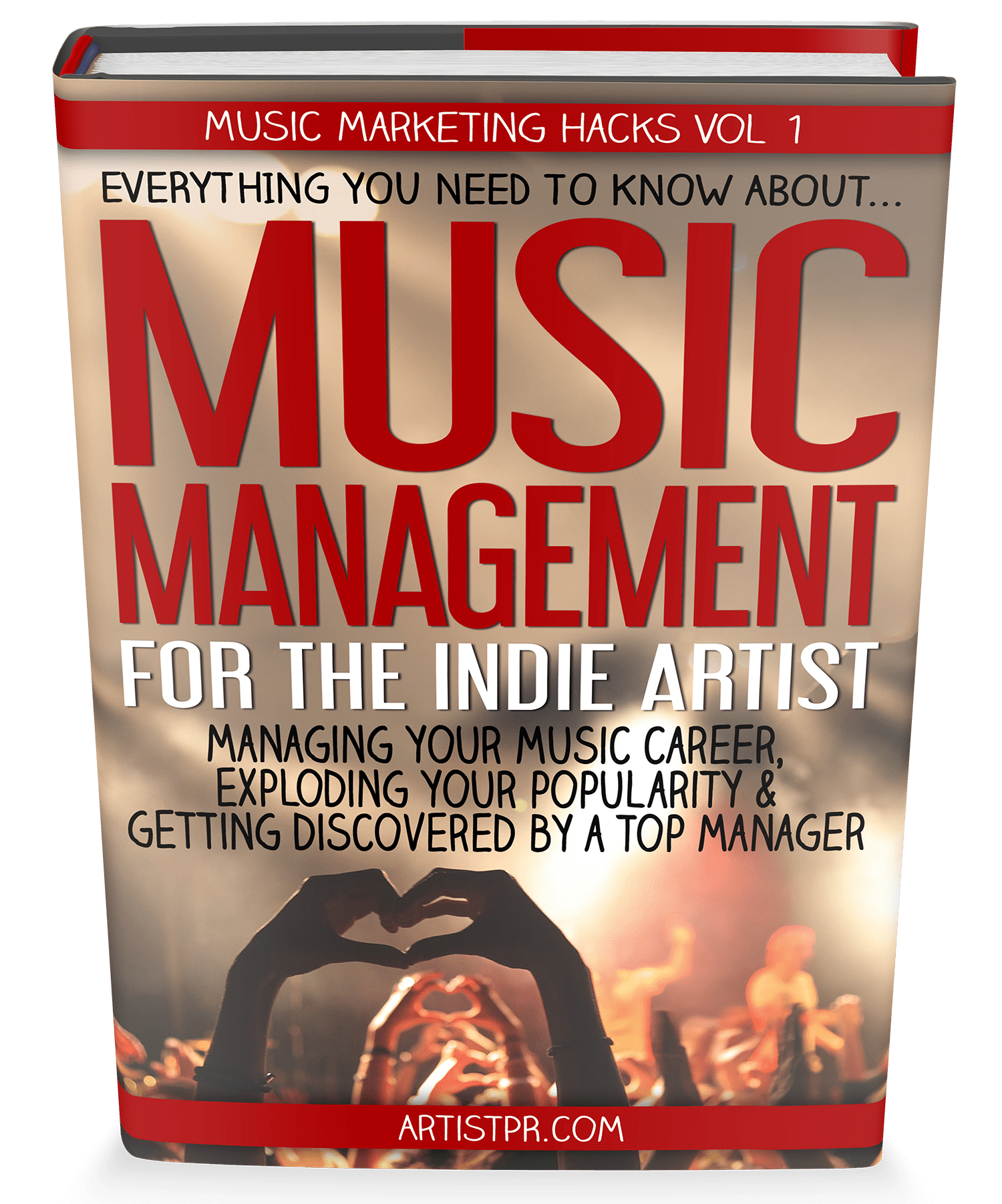 Order Now - Music Management For The Indie Artist