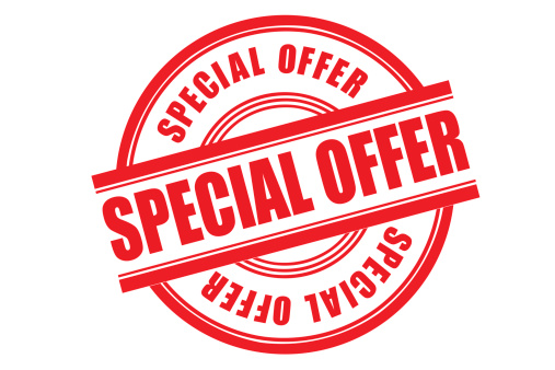 Special Offer - Click Here