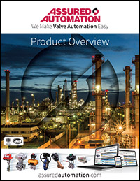 Actuated Valves, Automated Valves, Manual Valves, Flow Meters Overview
