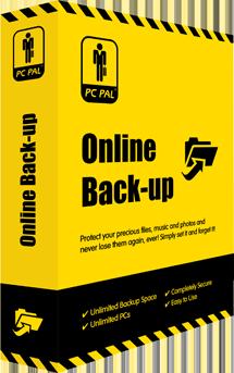 PC PAL Online Backup