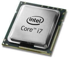 Intel Core i7 Chip image