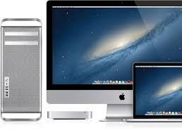 Apple Mac computers image
