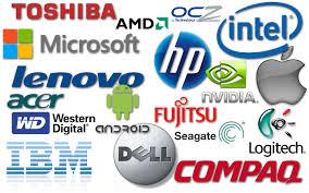 Major PC brands image