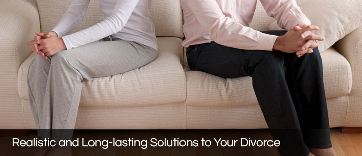 Realistic and Long-lasting Solutions to Your Divorce