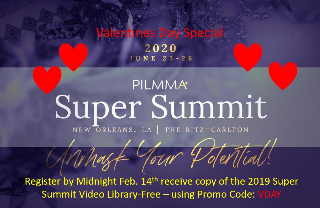 2020 PILMMA Super Summit