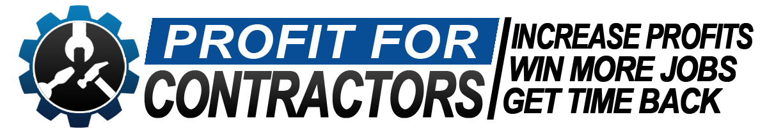 Profit for Contractors Logo