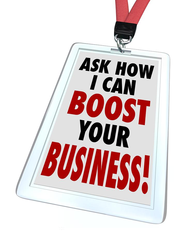Boost your Business badge
