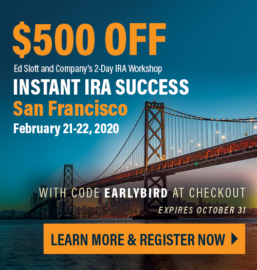 Instant IRA Success Feb