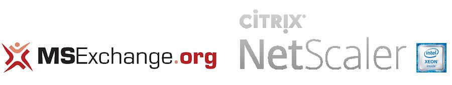 msexchange.org Citrix Netscaler banner