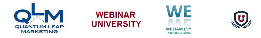 Webinar Universtiy Banner