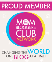 Mom Bloggers Club Badge!