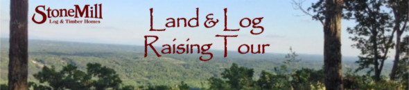 StoneMill Land & Log Raising Tour