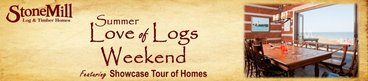 StoneMill Log Homes