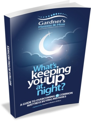 Gardner's Mattress & More Book