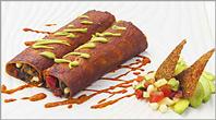 Enchiladas Verduras
