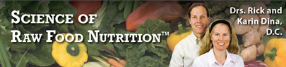 Science of Raw Food Nutrition