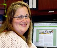Amanda Durigan, enrollment specialist