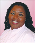 Chef Vinnette Thompson