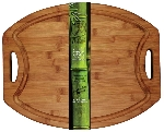 Bamboo Cutting Board 16""
