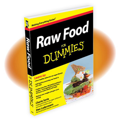 Raw Food for Dummies book