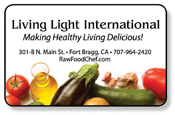 Living Light Gift Card