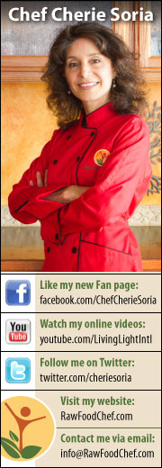 Chef Cherie Soria