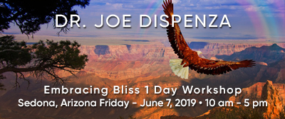 Embracing Your Bliss One Day Workshop Sedona, Arizona June 7th, 2019
