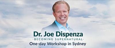 Becoming Supernatural - One Day Workshop Sydney, Australia