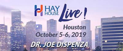 Hay House Live Houston Oct 5 - 6, 2019
