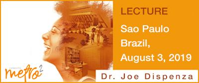 Lecture Sao Paulo, Brazil