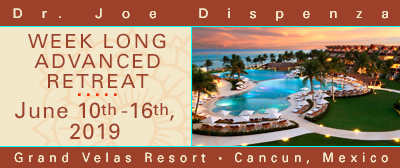 Week Long Advanced Retreat in Cancun, Mexico, June 10 -16, 2019