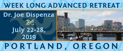 Week Long Advanced Retreat in Portland, Oregon, July 22 - 28, 2019