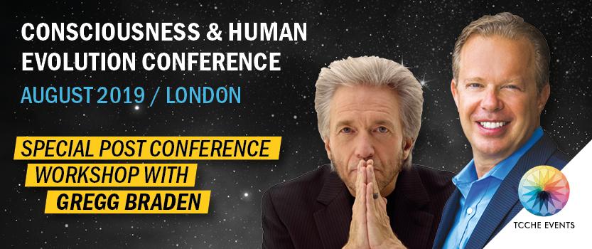 Special Post Conference Workshop with Gregg Braden