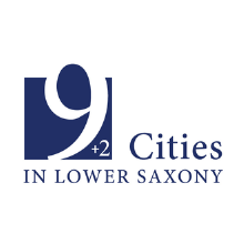 9 cities +2 in Lower Saxony